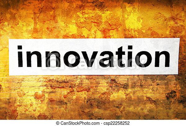 Innovación - csp22258252