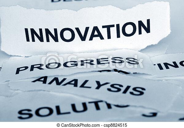 Innovación - csp8824515
