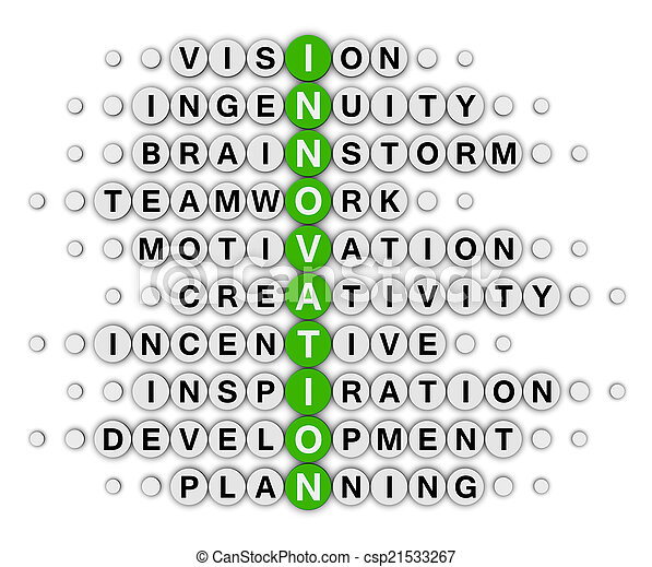 Innovación - csp21533267