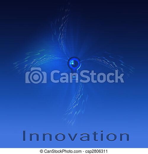 Innovación - csp2806311