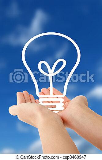 Innovación - csp3460347