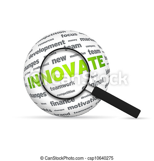 Innovate - csp10640275