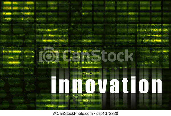Innovation - csp1372220