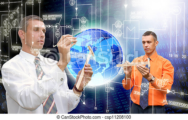 Innovative computers technology - csp11208100