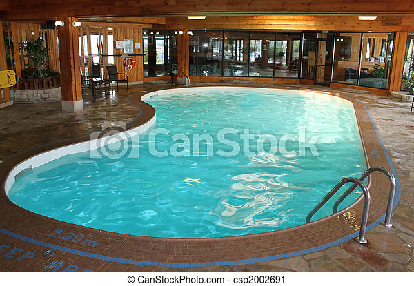 inomhus, slå samman, simning - csp2002691