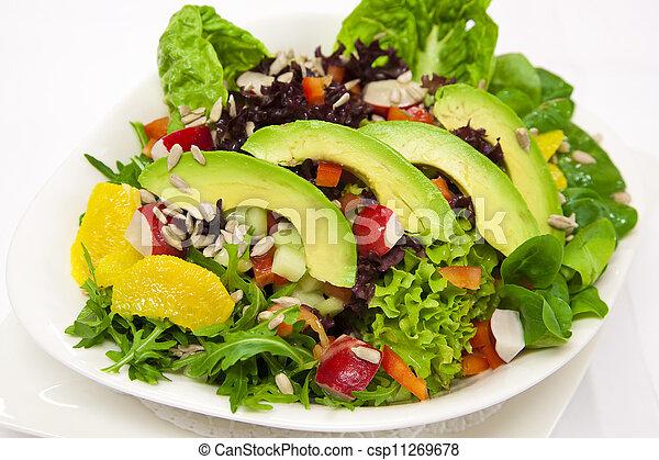 insalata avocado - csp11269678