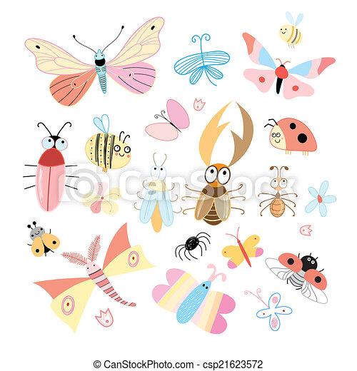 insecten, anders - csp21623572