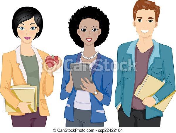 insegnanti - csp22422184
