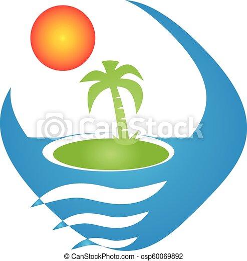 Insel - csp60069892