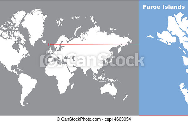 inseln, faroe - csp14663054
