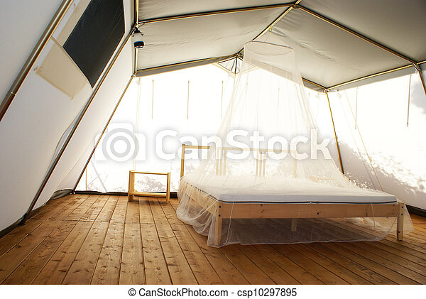 Inside A Large Luxurious Tent Stock Photo & Inside a large luxurious tent. Inside a large tent with... stock ...
