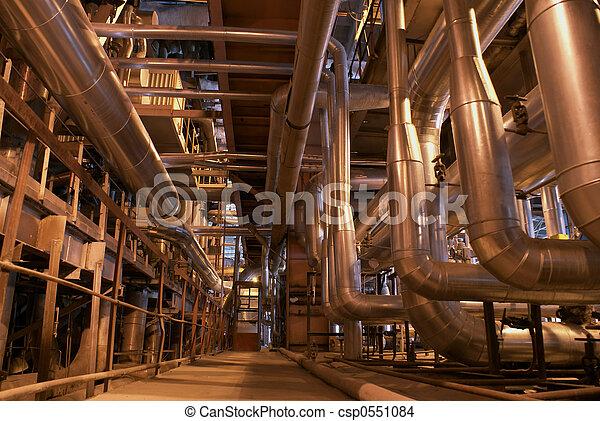 inside o f plant - csp0551084