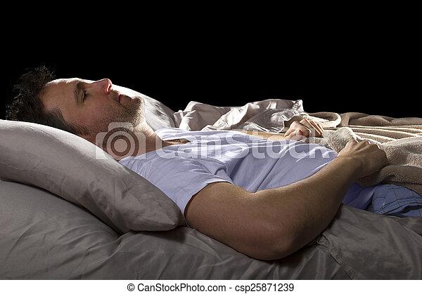 Insomnia - csp25871239