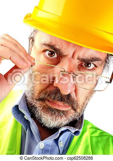 inspector of construction industry - csp62508286