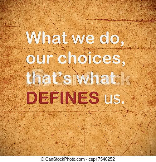 inspiration quote - csp17540252