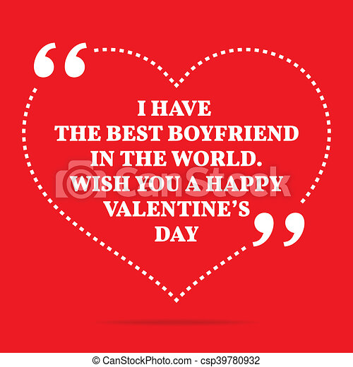 Best quote the ever valentine The Best