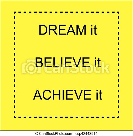 Inspirational Motivational Quotes Over Yellow Background Vector Stunning Inspirational Motivational Quotes