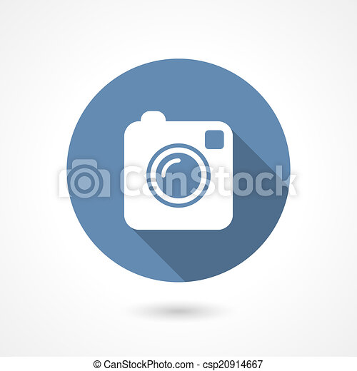 Instagram camera icon - csp20914667