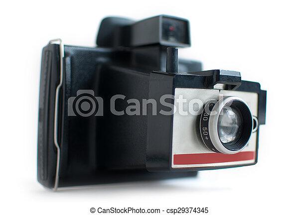 Instant camera - csp29374345