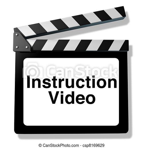 Instruction video - csp8169629