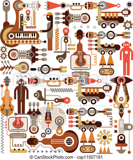 Fabricación de instrumentos musicales - csp11007181