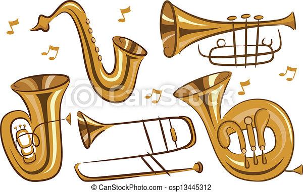 instrumentos, vento - csp13445312