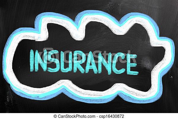 Insurance Concept - csp16430872