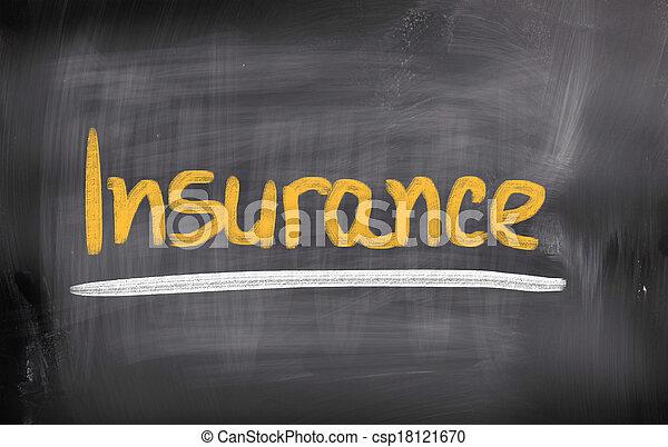 Insurance Concept - csp18121670