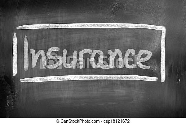 Insurance Concept - csp18121672