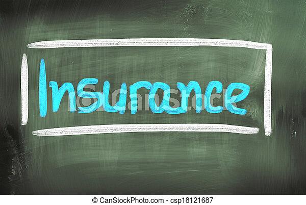 Insurance Concept - csp18121687