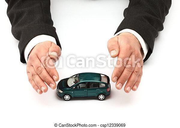 insurance concept - csp12339069