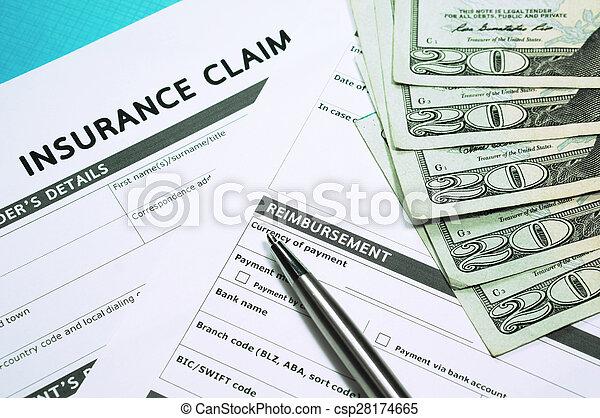 Insurance concept - csp28174665