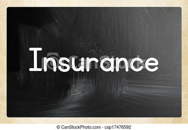 insurance concept - csp17476592