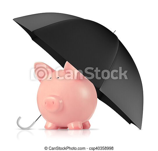 Insurance concept - csp40358998