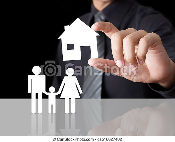 Insurance concept - csp16627402