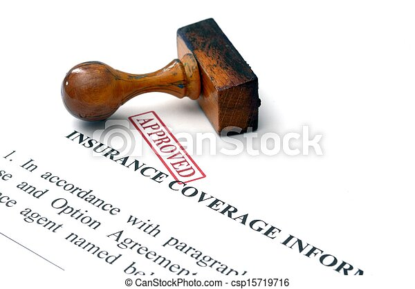 Insurance coverage - csp15719716