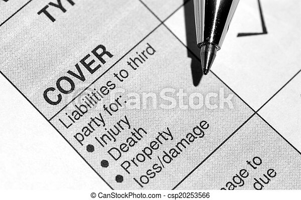 insurance coverage - csp20253566