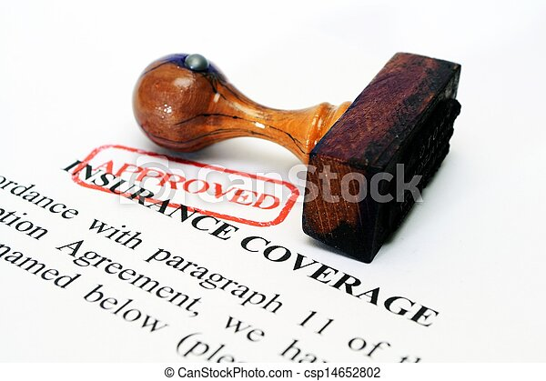 Insurance coverage - csp14652802