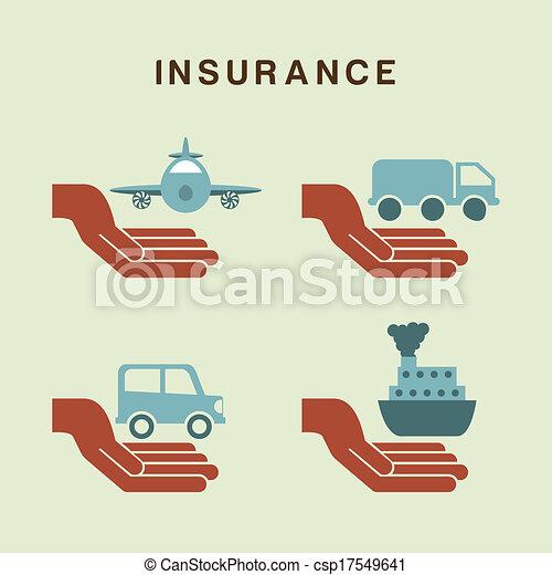 insurance design - csp17549641