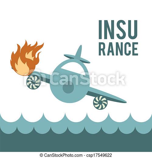insurance design - csp17549622