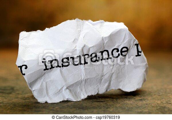 Insurance - csp19760319