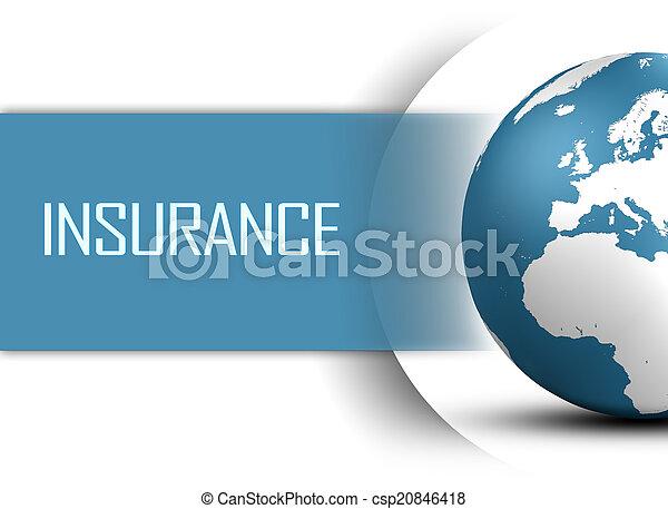 Insurance - csp20846418