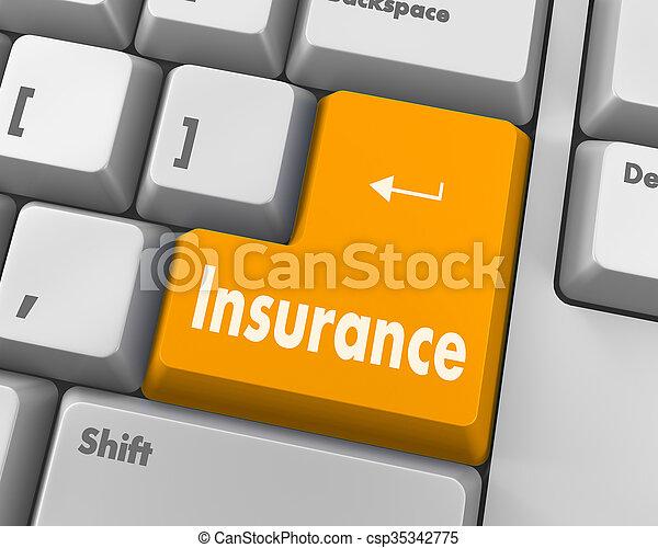 insurance - csp35342775
