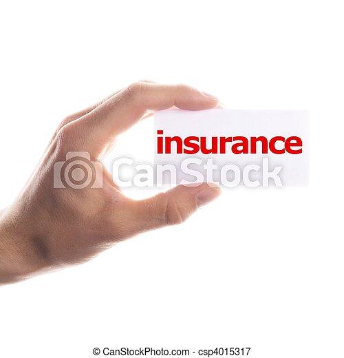 insurance - csp4015317