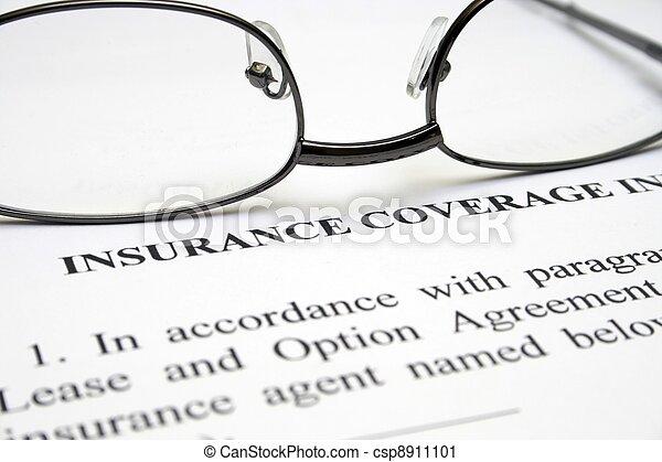 Insurance - csp8911101
