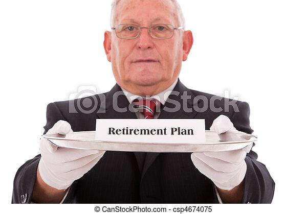 Insurance plan - csp4674075