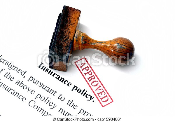 Insurance policy - csp15904061