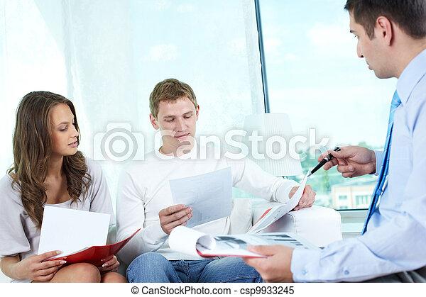 Insurance program - csp9933245