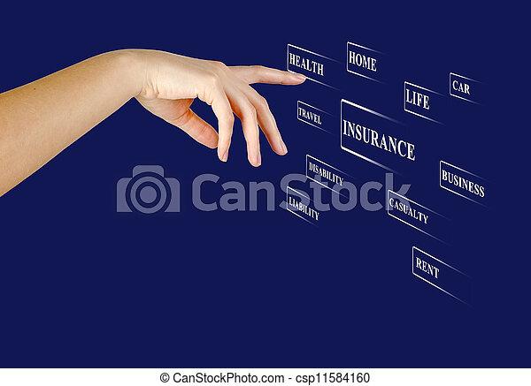 Insurance - csp11584160