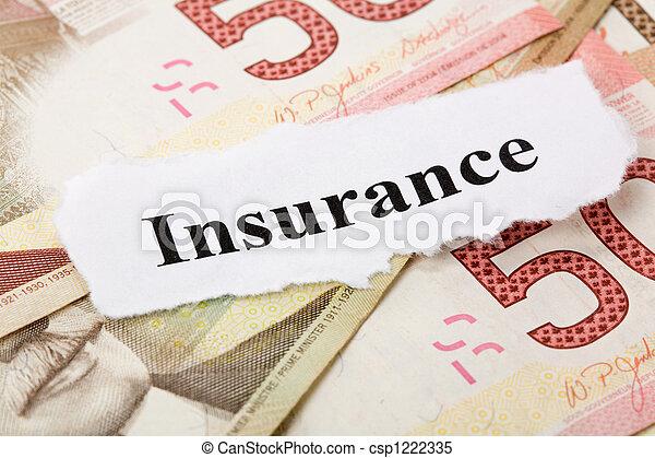 Insurance - csp1222335